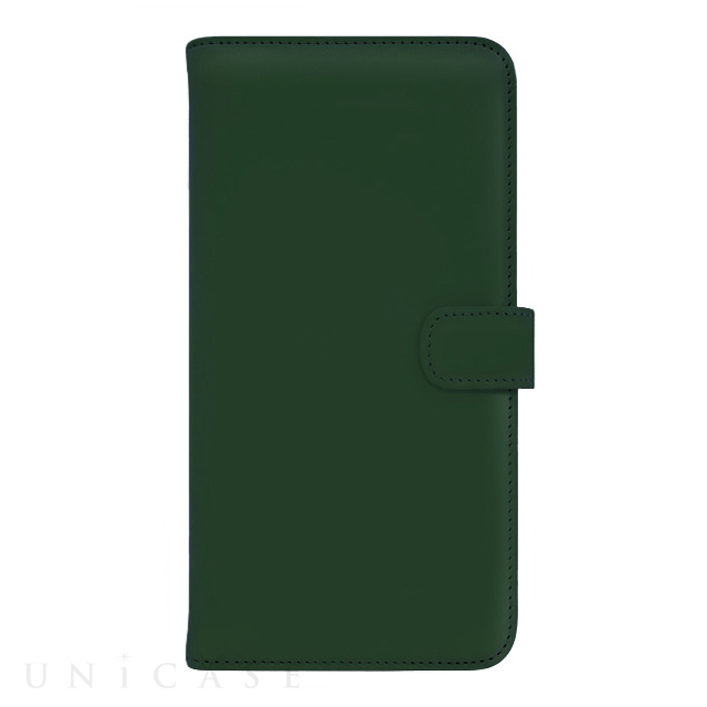 【iPhone8/7 ケース】COWSKIN Diary (Green×Black)