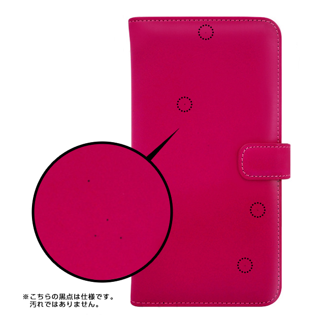 【iPhoneSE(第2世代)/8/7 ケース】COWSKIN Diary (Blue×Red)サブ画像