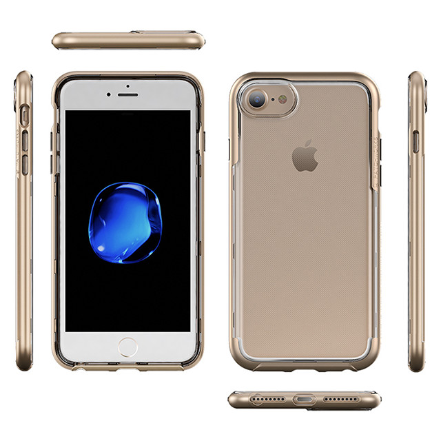 【iPhone8/7/6s/6 ケース】Sentinel Case (Gold)