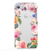 【iPhone8/7 ケース】Level Case Botanic Garden Collection (Rose)