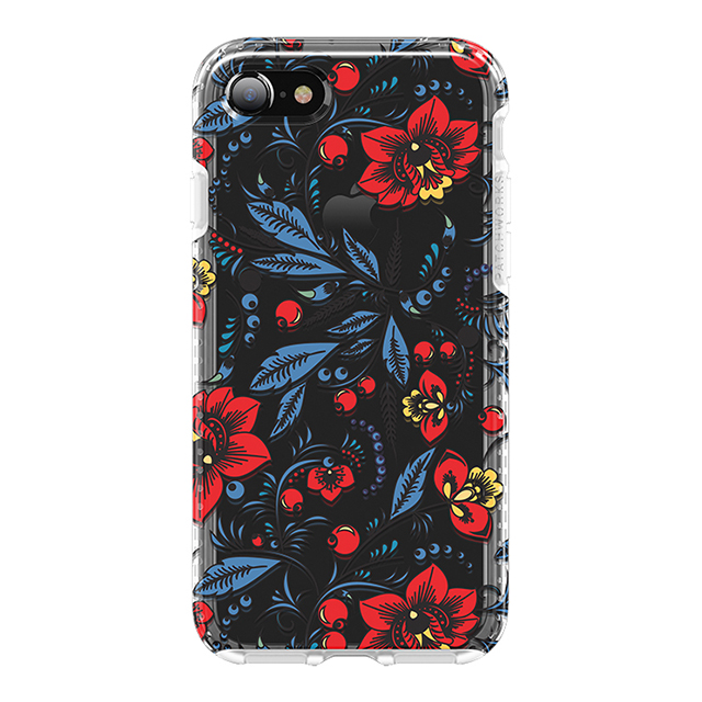 【iPhone8/7 ケース】Level Case Botanic Garden Collection (Russian Blue)サブ画像