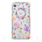 【iPhone7 ケース】Level Case Botanic Garden Collection (Hydrangea)【耐衝撃】