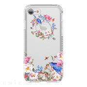 【iPhone8/7 ケース】Level Case Botanic Garden Collection (Blue Bird)