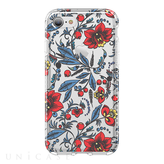 【iPhone8/7 ケース】Level Case Botanic Garden Collection (Russian Blue)