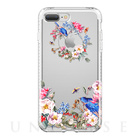 【iPhone7 Plus ケース】Level Case Botanic Garden Collection (Blue Bird)【耐衝撃】