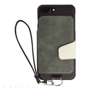 【iPhone8 Plus/7 Plus ケース】Real Leather Case (Amazon)