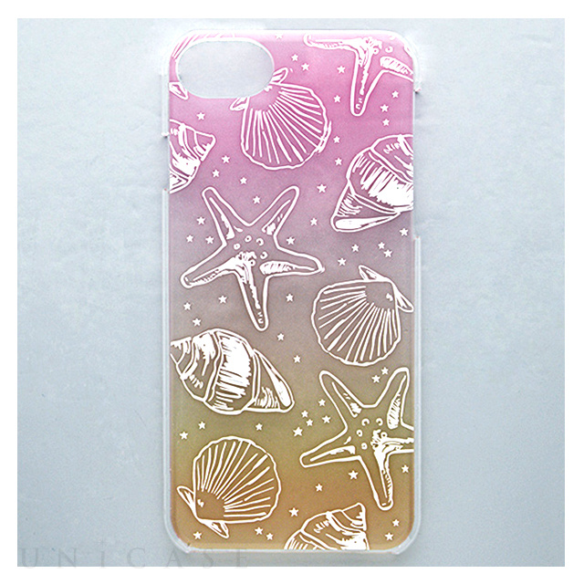 【iPhone8/7/6s/6 ケース】クリアケース SCP7029 (ピンク)