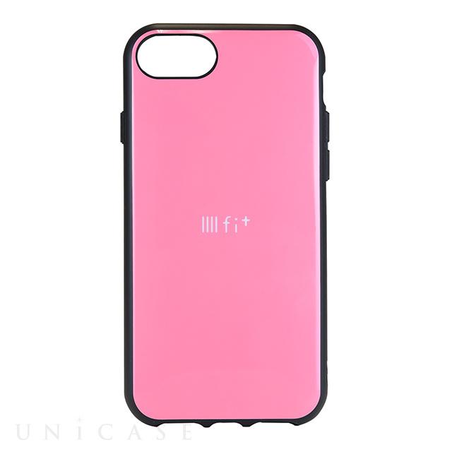 【iPhone8/7/6s/6 ケース】IIII fit (ピンク) グルマンディーズ   iPhone ...