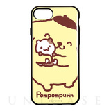 【iPhone8/7/6s/6 ケース】SANRIO CHARACTERS IIII fit (ポムポムプリン)