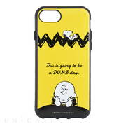 【iPhone8/7/6s/6 ケース】PEANUTS IIII fit (チャーリー)