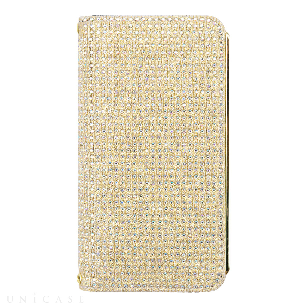 【iPhone8 Plus/7 Plus ケース】Victoria Diary Gold for iPhone7 Plus/6s Plus /6 Plus