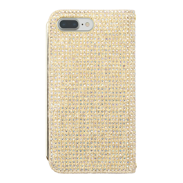 【iPhone8 Plus/7 Plus ケース】Victoria Diary Gold for iPhone7 Plus/6s Plus /6 Plusサブ画像
