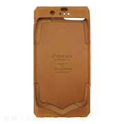 【iPhone8 Plus/7 Plus ケース】i7 Wear plus (Camel)