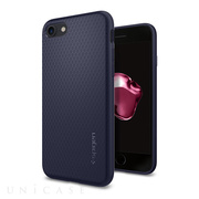 【iPhone8/7 ケース】Liquid Air (Midnight Blue)