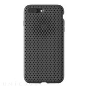 【iPhone8 Plus/7 Plus ケース】Mesh Case (Black)