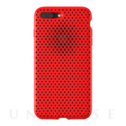 【iPhone7 Plus ケース】Mesh Case (Red)