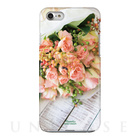 【iPhone7 ケース】Fioletta ハードケース (Bouquet of roses)