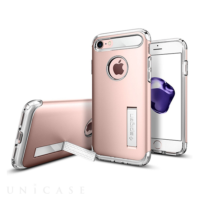 【iPhone7 ケース】Slim Armor (Rose Gold)