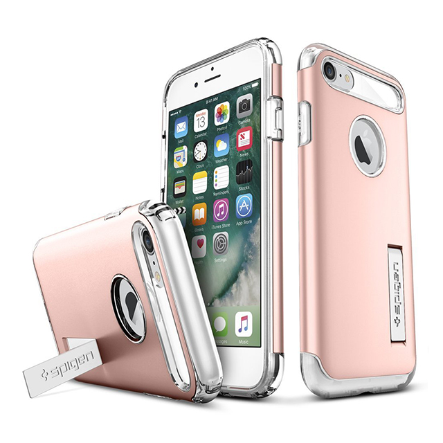 【iPhone7 ケース】Slim Armor (Rose Gold)サブ画像