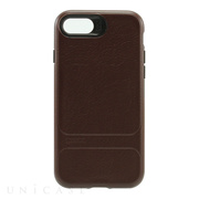 【iPhone8/7 ケース】Mayfair (Brown)
