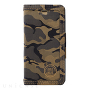 【iPhone8/7 ケース】Military Case (カーキ)