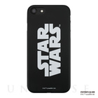 【iPhone7 ケース】STAR WARS / MATTE BLACK HARD CASE for iPhone7(LOGO)
