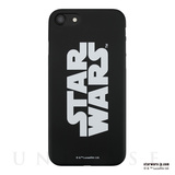 【iPhone8/7 ケース】STAR WARS / MATTE BLACK HARD CASE for iPhone7(LOGO)
