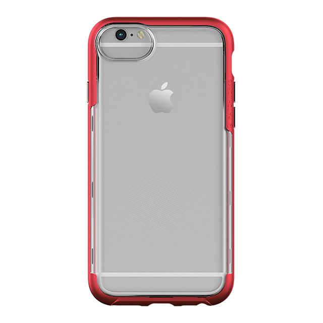 【iPhone8/7/6s/6 ケース】Sentinel Case (Red)サブ画像