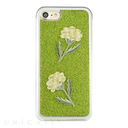 【iPhoneSE(第2世代)/8/7 ケース】Shibaful ME Botanical (tansy)