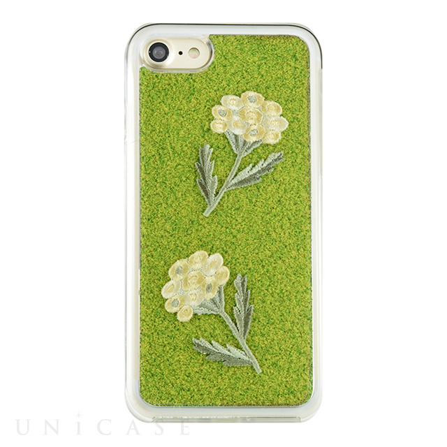 【iPhone8/7 ケース】Shibaful ME Botanical (tansy)