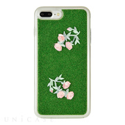 【iPhone8 Plus/7 Plus ケース】Shibaful ME Botanical (mini rose)