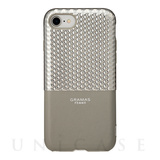 "【iPhone7 ケース】""Hex"" Hybrid Case (Silver)"