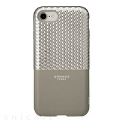 "【iPhone8/7 ケース】""Hex"" Hybrid Case (Silver)"