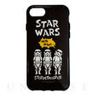 【iPhone7/6s/6 ケース】STAR WARS IIII fit (ストームトルーパー)