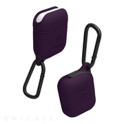 【AirPods ケース】Catalyst Case for AirPods (Deep Plum)