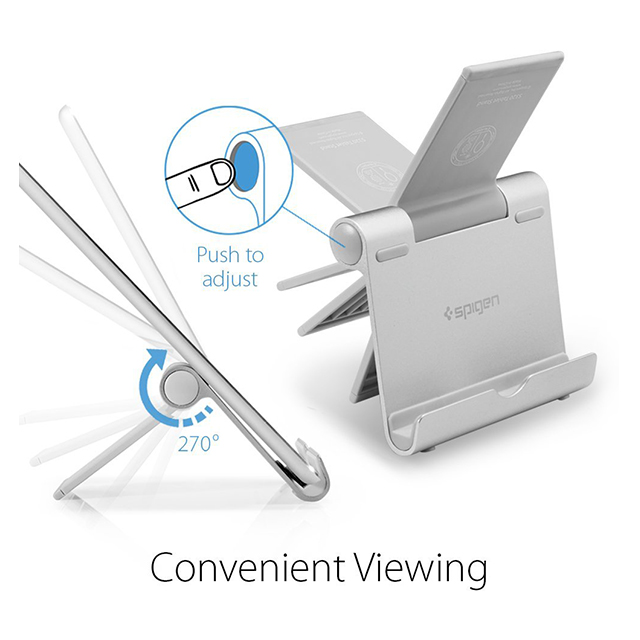 S320 Aluminum Tablet Stand (Silver)サブ画像