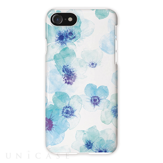 【iPhone7 Plus ケース】タフケース OILSHOCK DESIGNS (Watercolor flower)