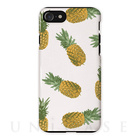 【iPhone7 Plus ケース】タフケース OILSHOCK DESIGNS (Pineapple)