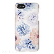 【iPhone8 Plus/7 Plus ケース】タフケース OILSHOCK DESIGNS (Flowers)