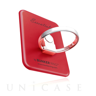 Bunker Ring Essentials (Red)