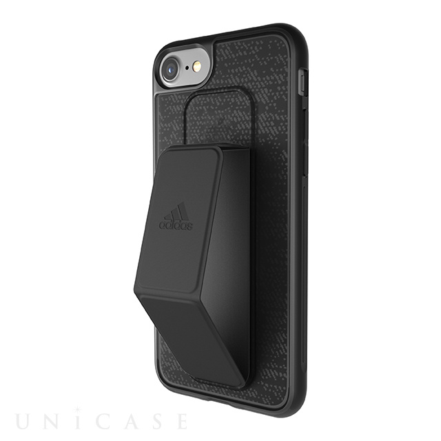 【iPhone8/7/6s/6 ケース】Grip Case (Black)