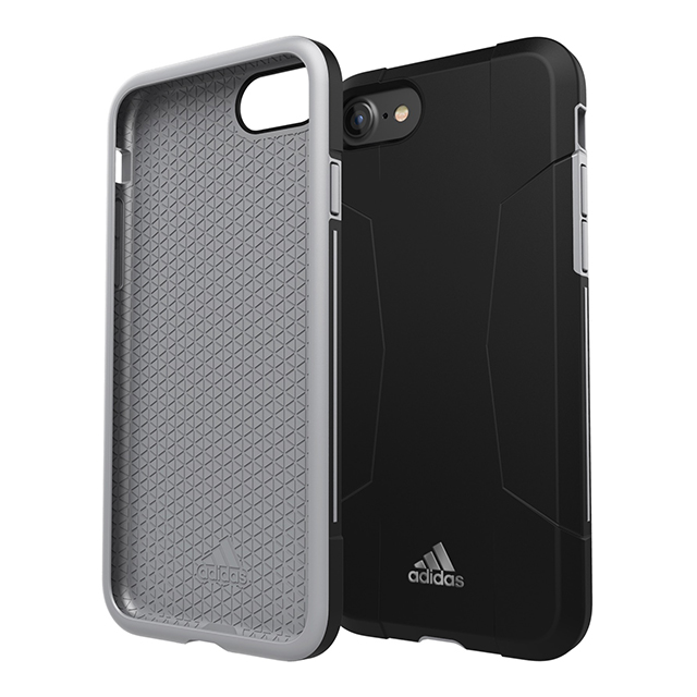 【iPhone8/7/6s/6 ケース】Solo Case (Black/Grey)サブ画像
