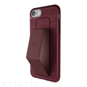 【iPhone8/7/6s/6 ケース】Grip Case (Collegiate Burgundy)