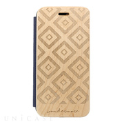 【iPhoneSE(第2世代)/8/7/6s/6 ケース】Maple Flip Case (Native)