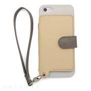 【iPhoneSE/5s/5 ケース】Real Leather Case (Vanilla)