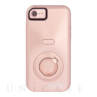【iPhone7/6s/6 ケース】allure × Case-Mate Selfie Case (Rose Gold)【スマホリング】