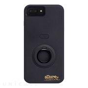 【iPhone8 Plus/7 Plus ケース】allure × Case-Mate Selfie Case (Black)