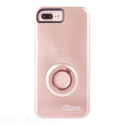 【iPhone8 Plus/7 Plus ケース】allure × Case-Mate Selfie Case (Rose Gold)