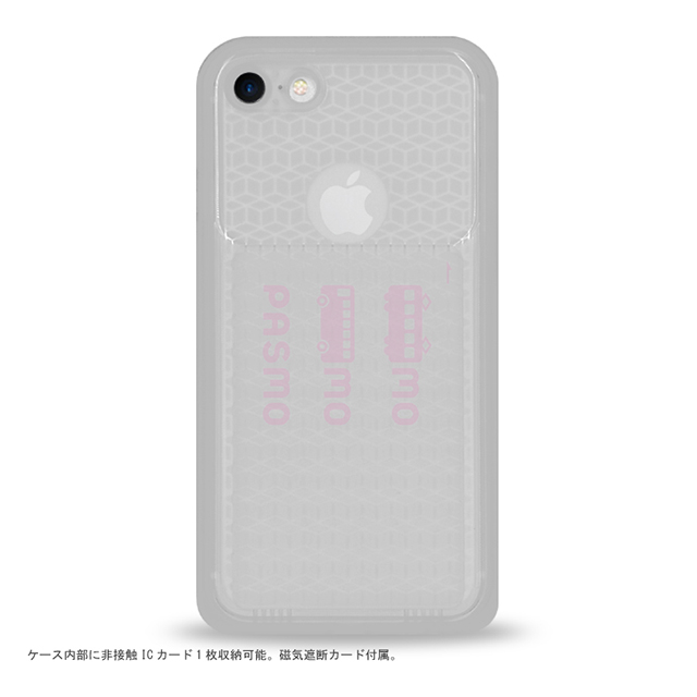 【iPhone8/7 ケース】Passport7 (Clear)サブ画像