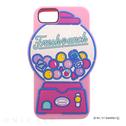 【iPhone8/7/6s/6 ケース】SILICONE (FP)